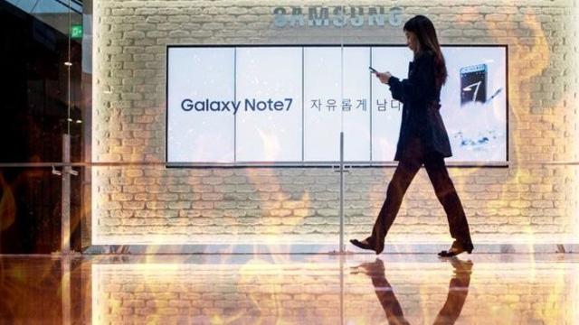 Galaxy Note 7 Cihazınızı İade Etmediyseniz Kötü Bir Haberimiz Var