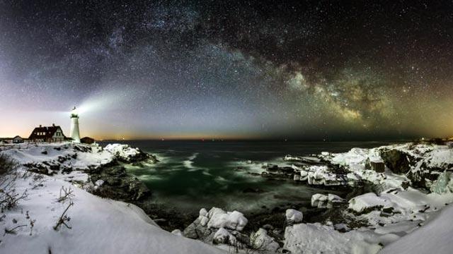 Aslında Gece Gökyüzü Hiç de Gördüğünüz Gibi Değil