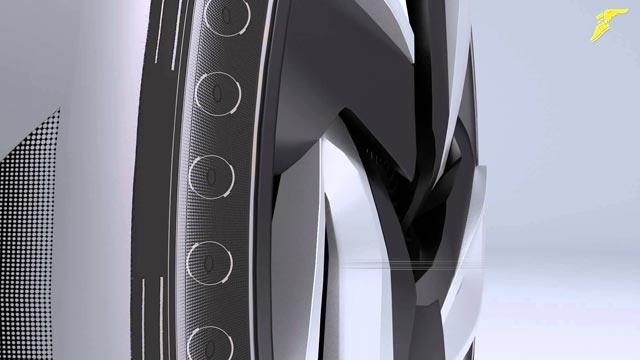 Goodyear Elektrikli Arabaları Şarj Edebilen Lastik Üretiyor
