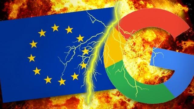 Google Avrupa Birliği'nin Tüm Suçlamalarını Reddetti ve Silahlarını Çekti