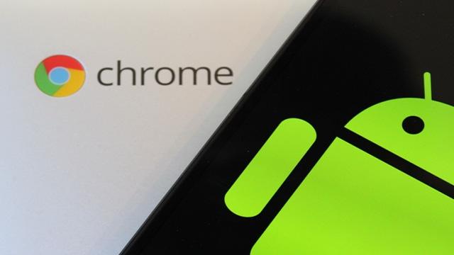 Chrome Android Artık Tek Elle Daha Verimli Kullanılabilecek