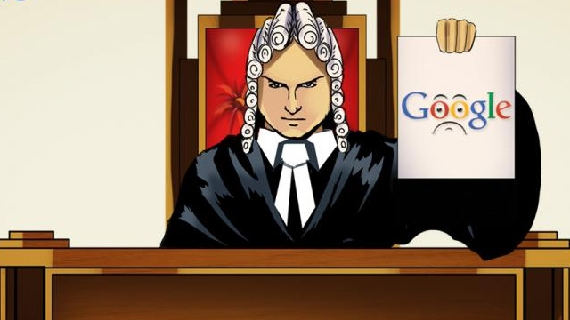 Google, Avrupa Birliğine Ağır Bir Ceza Ödeyecek