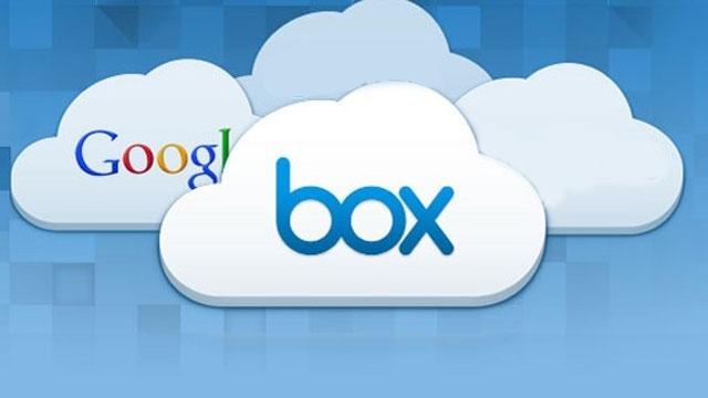 Google ve Box Bulut Depolamayı Daha Güçlü Kılacaklar