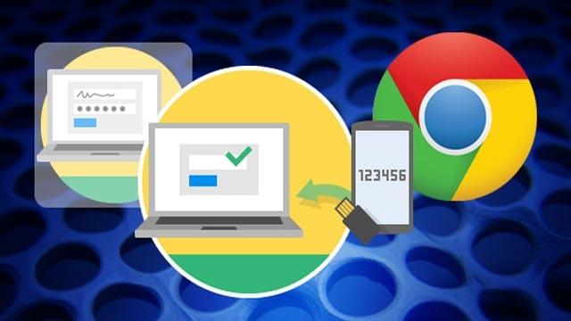 Google'dan Daha Fazla Güvenlik İsteyenlere: Güvenlik Anahtarları