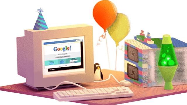 Google 17 Yaşına Bastı, Mutlu Yıllar Google