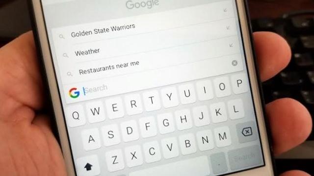 Google, Arama Motorunu Klavyeye Sığdıran Gboard iOS Uygulamasını Yayınladı