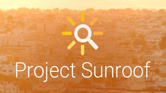 Google Maps'ten Google Sunroof Projesi Bambaşka Bir Hizmet Sunuyor