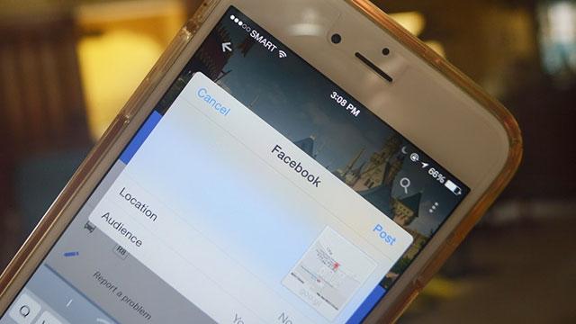 Google Maps, iOS Üzerinde Facebook ile Yer Paylaşma Desteği Verecek