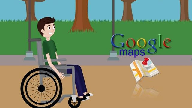 Google Maps'ten Engelliler İçin Önemli Yenilik
