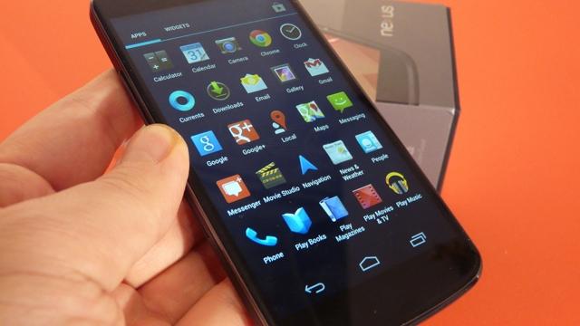 Google Yeni Nexus'unda Tamamen Apple Ürünlerini Örnek Alacak