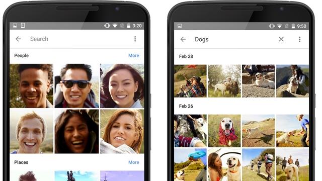 Google Photos Akıllı Albüm Özelliği ile Güncelleniyor