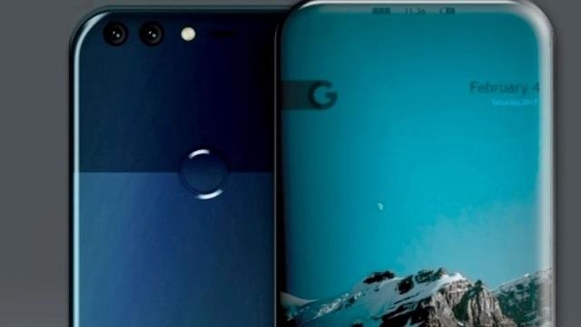 Suya ve Toza Dayanıklı Google Pixel 2 Yolda