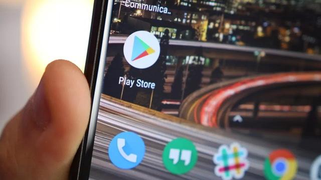 Google Yenilenmiş Bir Play Store Arayüzü Test Etmeye Başladı
