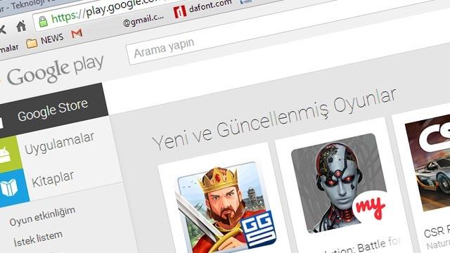 Google Play'e 12 Yeni Ülkeden Uygulama Geliştiriciler Katılıyor