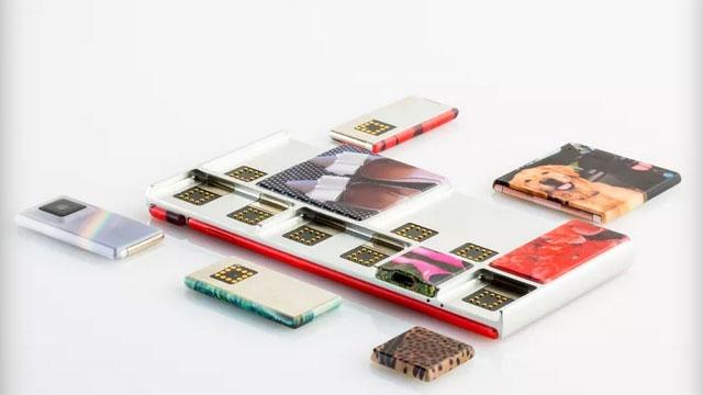 Modüler Telefon Project ARA Sadece Bir Testten Sınıfta Kaldığı İçin Ertelendi