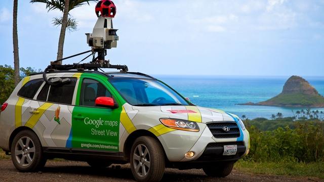 Google Street View Tam 10 Yaşına Bastı