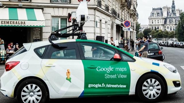 Google Street View Kameraları Yapay Zekayla Desteklenecek