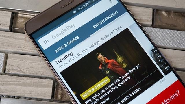 Google Play Yeni Bir Yükselenler Listesi Arayüzüne Geçiyor