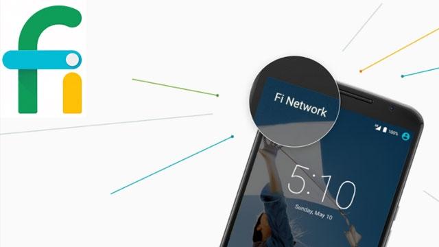 Google, Project Fi ile Artık Resmen Wi-Fi Telefon Operatörü