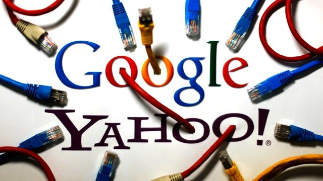 Yahoo ve Google Sonunda Ortak Oldular