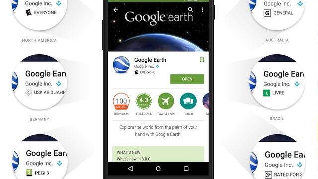 Google Play Uygulamaları Yaş Gruplarına Ayırmaya Başlıyor