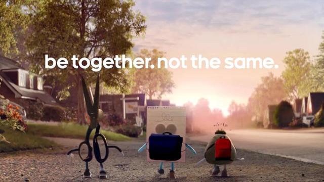 Google'dan Oscar Törenine Taş, Kağıt, Makas Temalı Android Reklamı Sürprizi