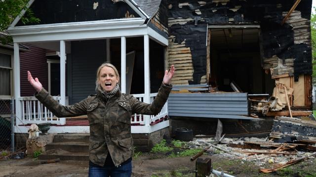 Google Maps'e Güvenip Yanlış Evi Yıktılar