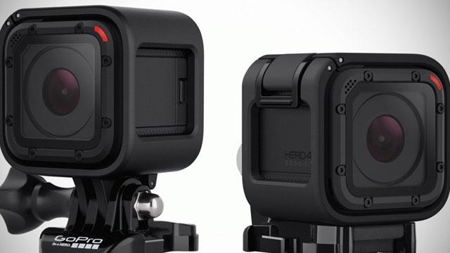 Yeni GoPro Hero 4 Session Küçüldü ve Cebimize Kadar Girdi