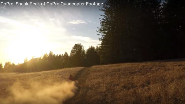 GoPro Kendi İnsansız Hava Aracını Geliştirdi 2016'da Satışa Sunacak