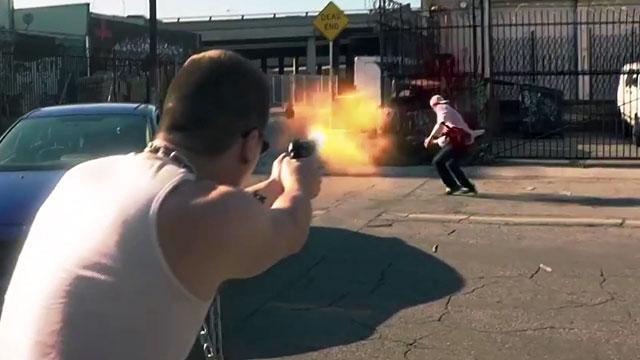 GTA 5'i Gerçek Hayata Taşıyan Video İnternette Rekora Koşuyor