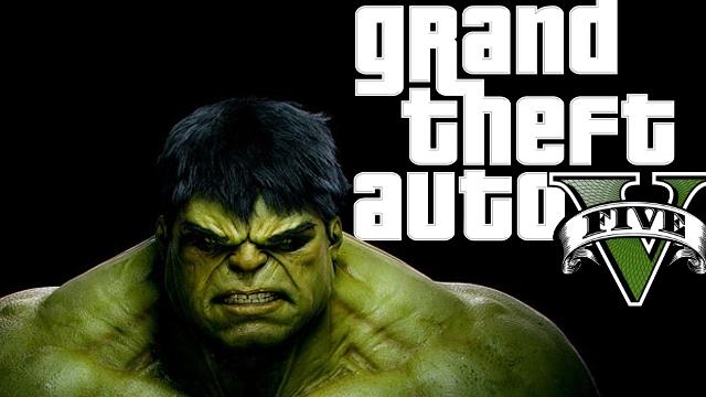 GTA 5 Hulk Modu, Oyunda Ne Var Ne Yok Ezip Geçmenize İzin Veriyor