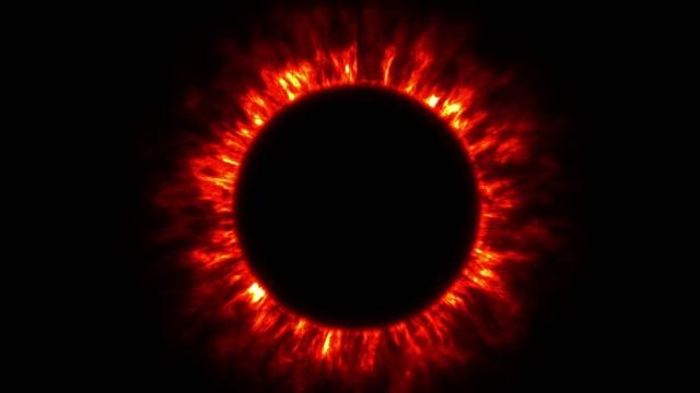 Güneş Tutulması En Kapsamlı Araştırmaların Odağı Oluyor!