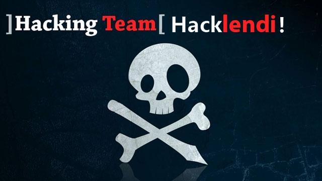 Hacking Team Adıyla Tanınan Ünlü Casus Yazılımcı Grup Hacklendi!