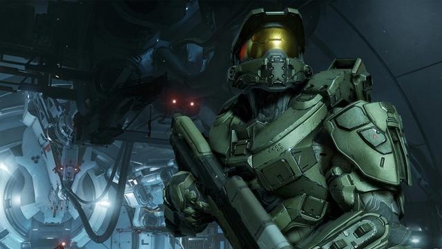 Halo 5: Guardians Gökyüzüne Yansıtılacak Dev Bir Ekranda Oynanacak