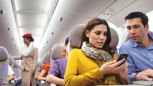 Türkiye Yolcu Uçaklarında İnternet Hizmeti Vermeyi Düşünüyor