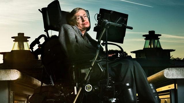 Stephen Hawking İnsanlığın Geleceği İçin Yatırım Yapıp Uzaya Açılmak Lazım Dedi