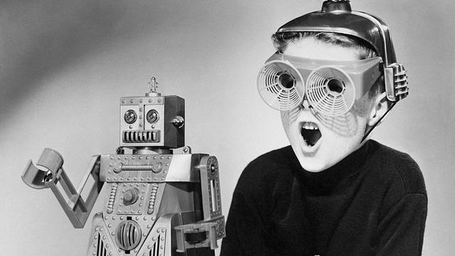 Dünyanın En İşe Yaramayan Ucube Robotları Yarıştı