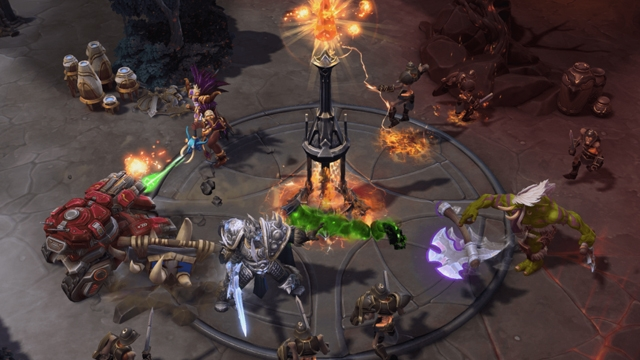 Blizzard Heroes of the Storm 2.0 ile Herkese Bedava Kahraman Dağıtacak
