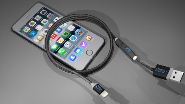 Akıllı Telefona Daha Hızlı Şarj İmkanı Sağlayan USB Kablo