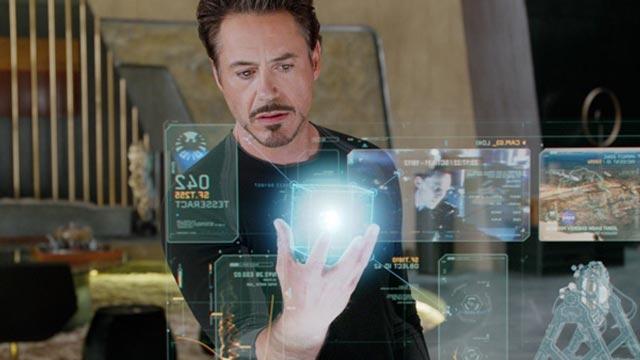Intel Hologram Dokunmatik Monitörünü Tanıttı