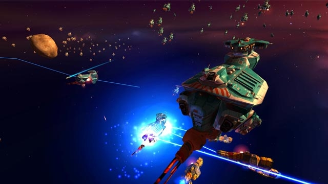 Gearbox Homeworld Remastered Collection'ı Şubat Ayında Çıkartacak