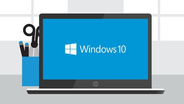 29 Temmuz'da Windows 10, HP Dizüstü PC'lerde Hazır Olacak