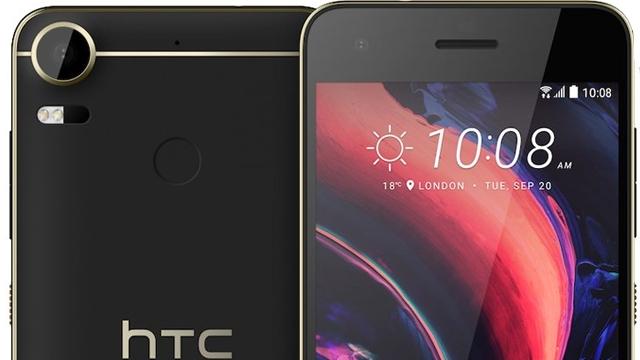 HTC Desire 10 Pro Göründü