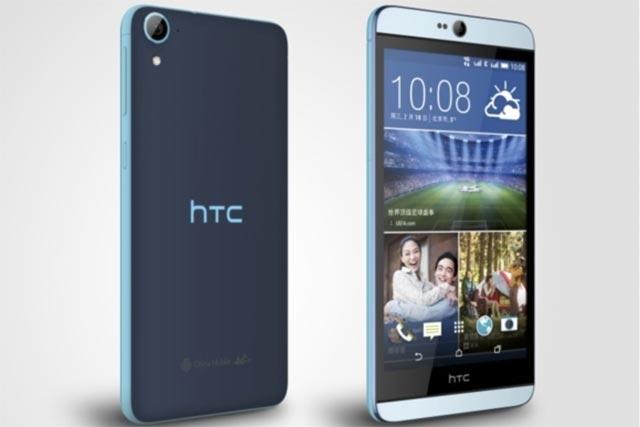HTC Desire 826 64bit Güç İle Geliyor