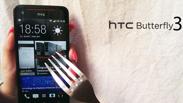 HTC Butterfly 3'ün Özellikleri Sızdırıldı