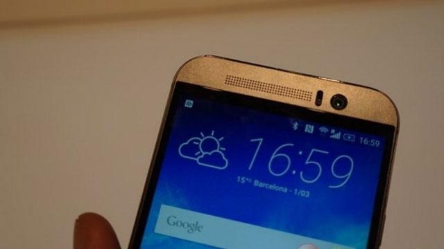 HTC, One M9 İçin Mini Model Düşünmüyor