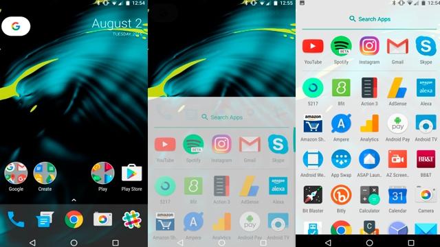 HTC Nexus 2016 Android Arayüzü ve Duvar Kağıtlarını İndirin Hemen Kulanın
