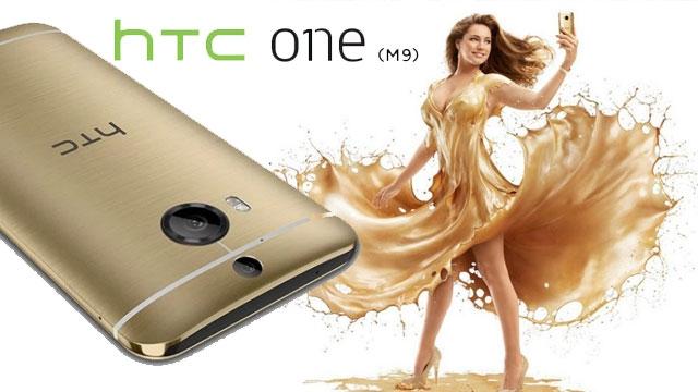 HTC, One M9 Gold İçin Yürek Yakan Bir Poster Hazırladı