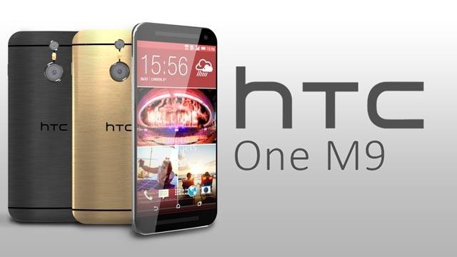 HTC One M9 Yeni Videoları 'Çok Uçuk'