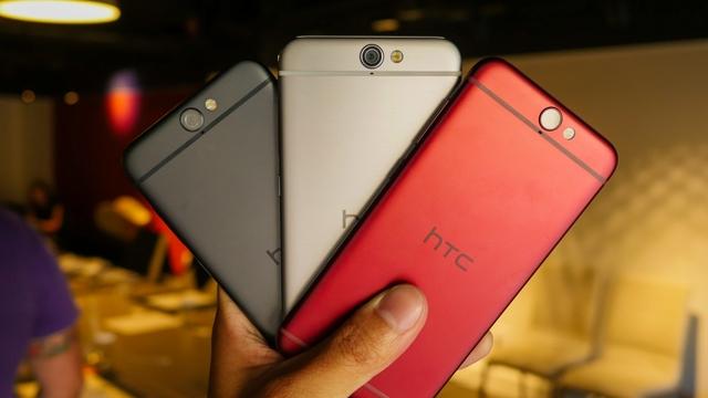 HTC One A9'un Ön Sipariş Fiyatı Belli Oldu